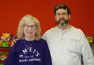 Jan and Marty, SMEJ's owners