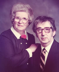 Ethel and Sam Rosenstein